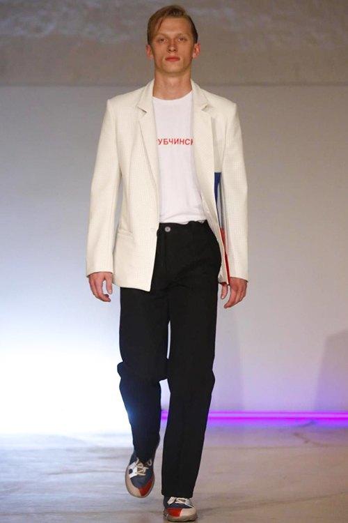 Гоша Рубчинский показал новую коллекцию на Неделе моды в Париже. Изображение № 26.