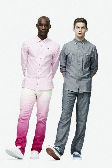 Марка Billionaire Boys Club опубликовала лукбук весенней коллекции одежды. Изображение № 6.
