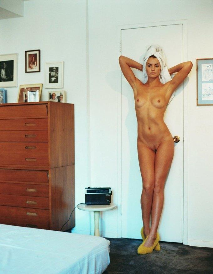 Австралийская модель Элис Тейлор снялась у фотографа Маттео Монтанари. Изображение № 11.