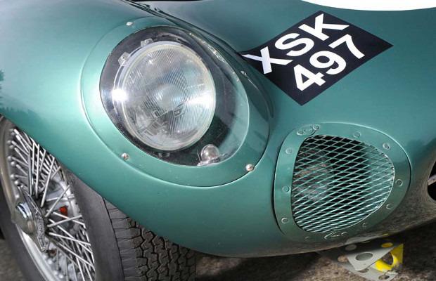 Победитель «Ле-Мана», спорткар Aston Martin DBR1 1957 года, выставлен на аукцион . Изображение № 5.