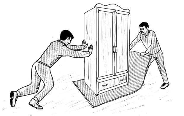 Совет: Как затащить постель. Изображение №15.
