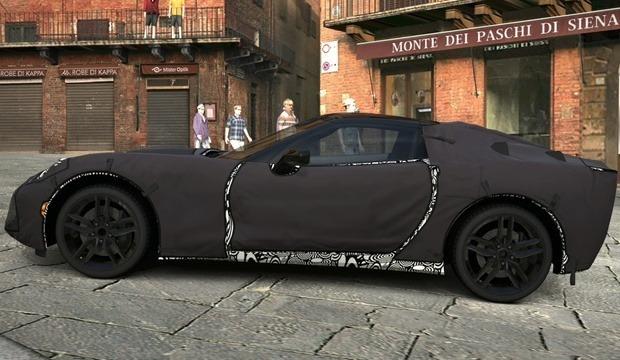 Chevrolet предлагает испытать новый Corvette 7 на PlayStation. Изображение № 8.