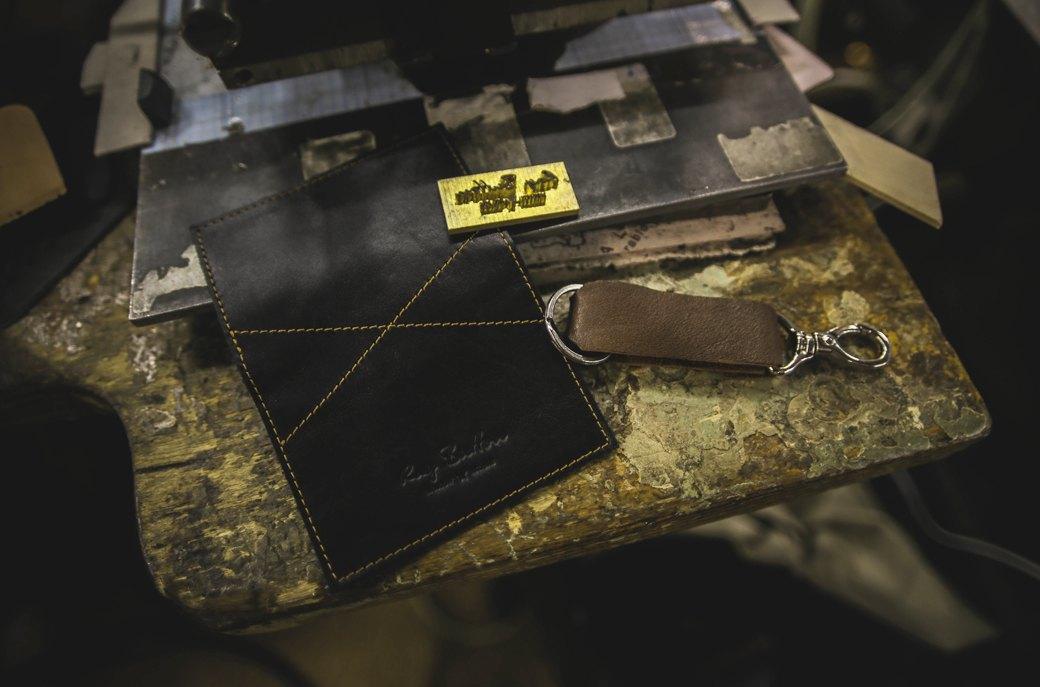 Новая марка: Кожаные сумки и аксессуары Ray Button. Изображение № 11.