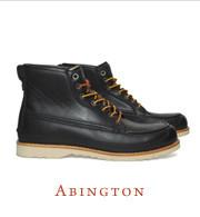 Хайкеры, высокие броги и другие зимние ботинки в интернет-магазинах. Изображение № 10.