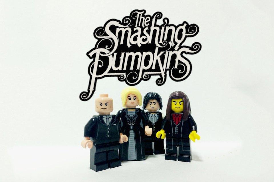 Lego-go: Культовые группы в виде фигурок из конструктора LEGO. Изображение № 2.