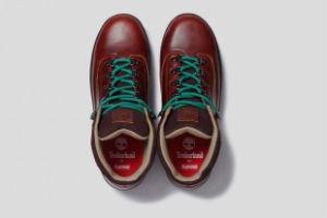 Марки Supreme и Timberland представили совместную коллекцию обуви. Изображение № 6.