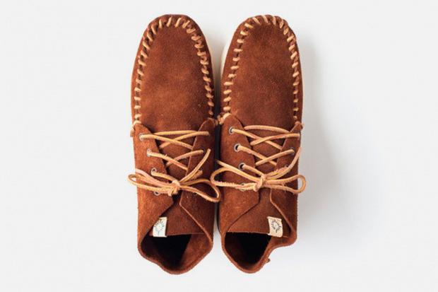 Японская марка Visvim выпустила осеннюю коллекцию обуви. Изображение № 9.