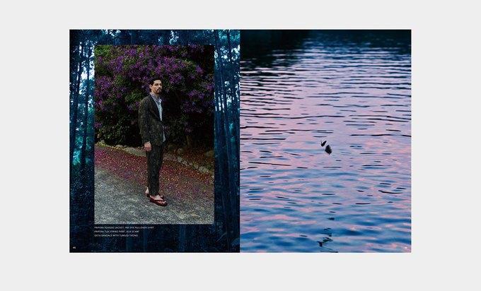 Марка Nepenthes опубликовала лукбук новой коллекции Needles. Изображение № 24.