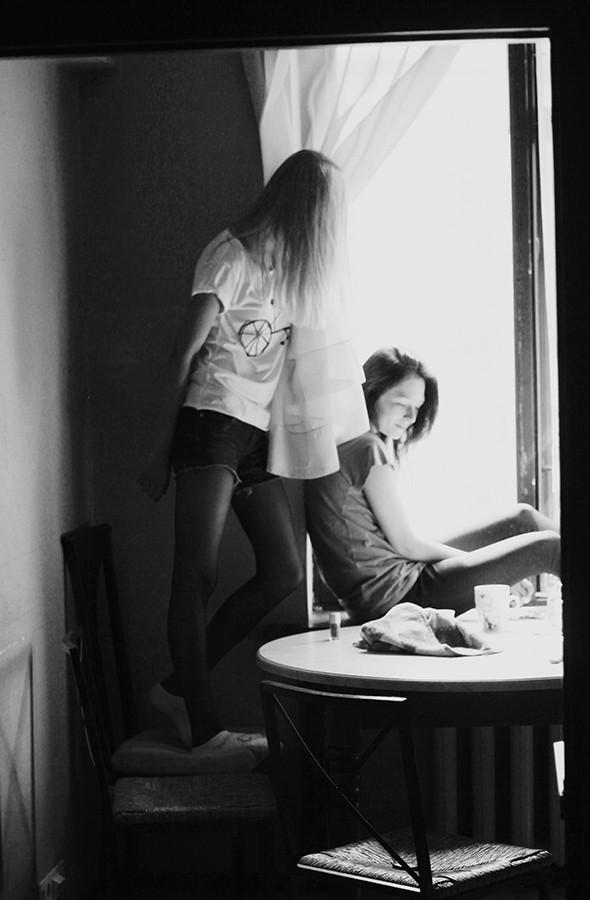 Изображение 19. Дом моды: Квартира, где живут модели.. Изображение № 16.