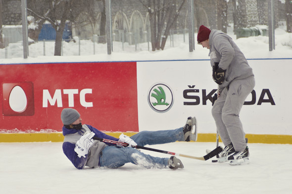 Репортаж с хоккейного турнира магазина Fott. Изображение № 30.