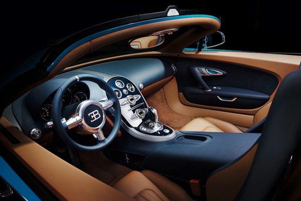 Bugatti представили новый суперкар, созданный в честь гонщика Meo Костантини. Изображение № 7.
