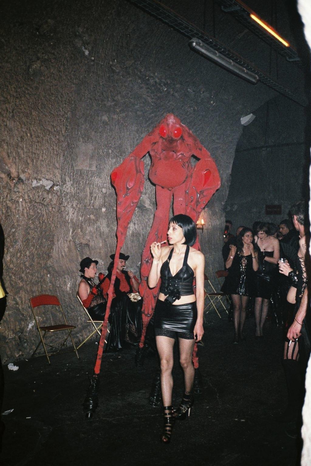 Ночь извергов: Посетители фетиш-фестиваля во Франции. Изображение № 6.