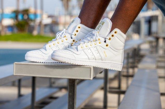 Марка Adidas Originals представила лукбук перезапущенной линейки кроссовок Top Ten . Изображение № 11.