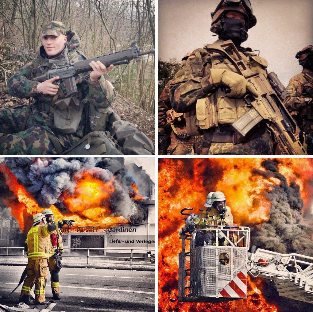 Что публикуют в своих Instagram военные разных стран. Изображение № 2.