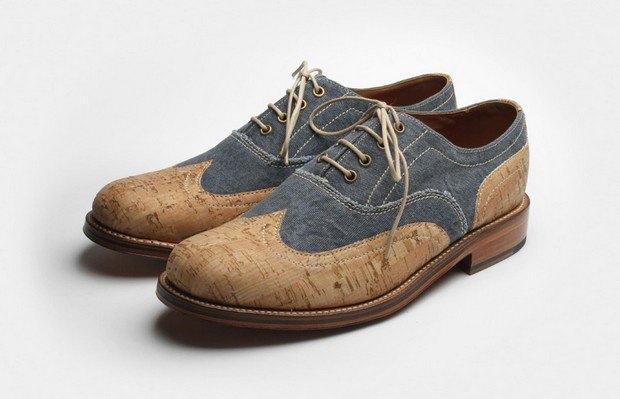 Марка Grenson выпустила весеннюю коллекцию обуви. Изображение № 7.