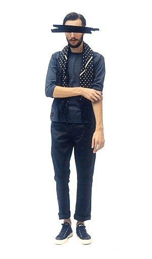 Марка Wtaps опубликовала лукбук весенней коллекции одежды. Изображение № 10.
