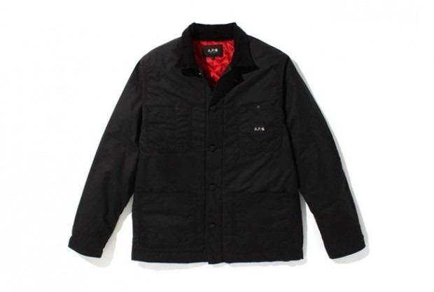 Марки A.P.C. и Carhartt WIP представили совместную коллекцию одежды. Изображение № 1.