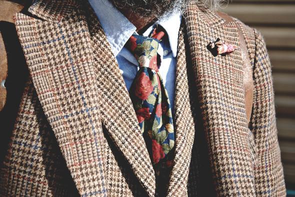Детали: Репортаж с выставки мужской одежды Pitti Uomo. День первый. Изображение № 20.