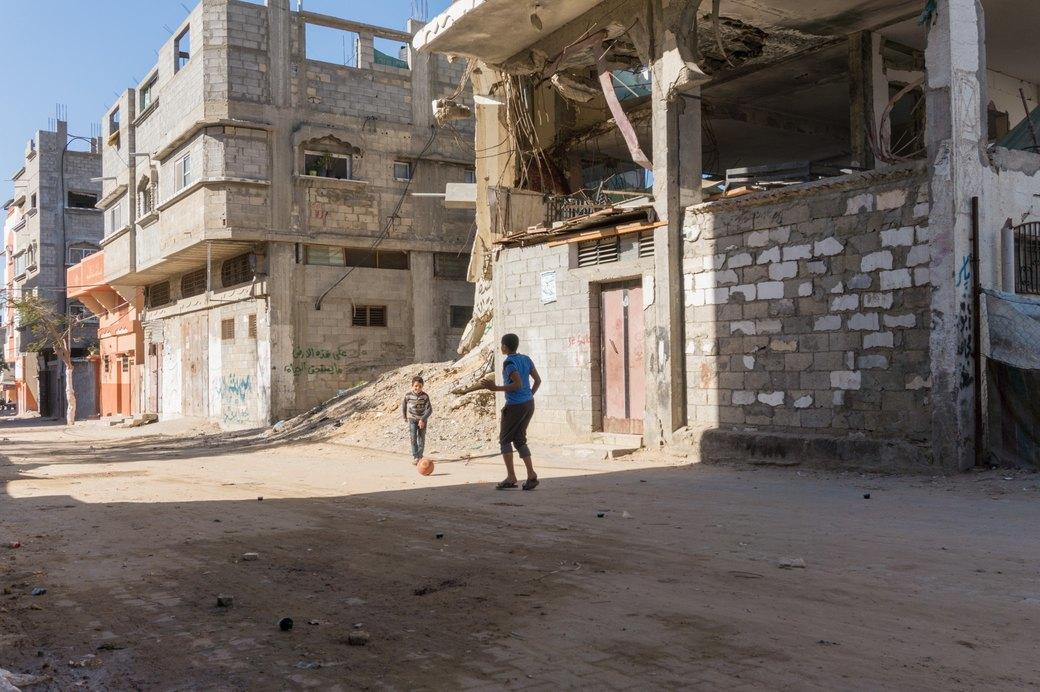 «Самая большая тюрьма в мире»: Путешествие в сектор Газа . Изображение № 25.