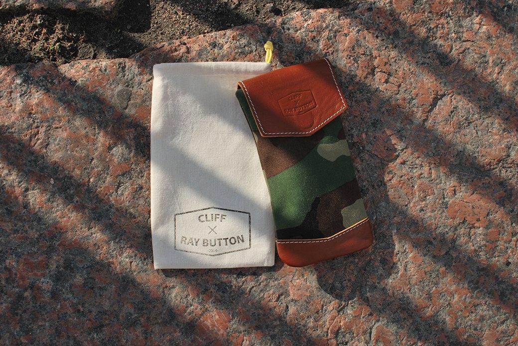 Российские марки Cliff и Ray Button анонсировали совместную коллекцию аксессуаров. Изображение № 4.