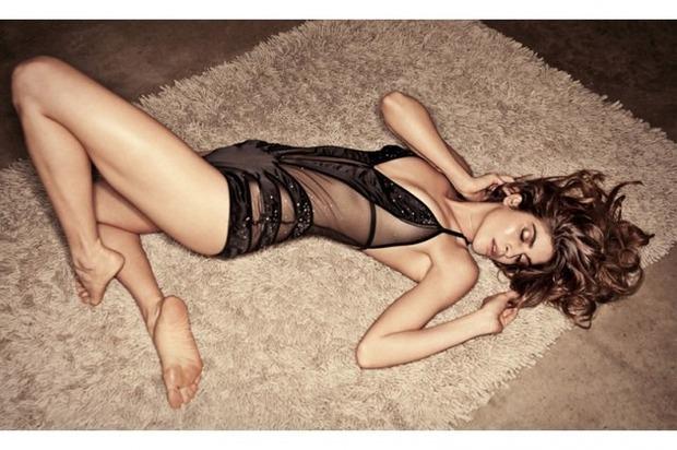 Модель Элени Ти снялась в рекламе марки Lascivious. Изображение № 19.