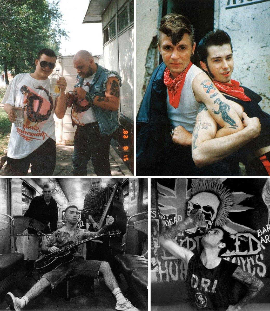 Стилям и истории советской татуировки