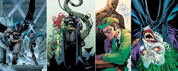 Комикс «Бэтмен: Тихо!» впервые издали на русском языке. Изображение № 3.