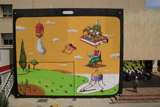 Скетчбук: Художник Waone из Киева рассказывает о своих избранных работах. Изображение № 11.