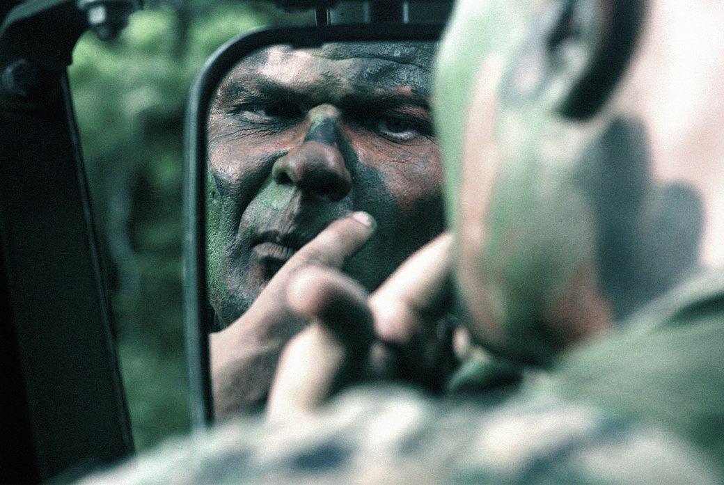 История и правила нанесения боевой раскраски. Изображение № 6.