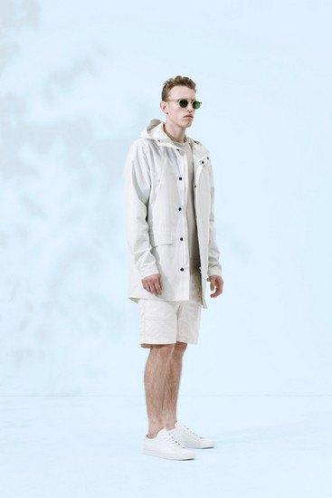 Марка Norse Projects опубликовала лукбук весенней коллекции одежды. Изображение № 1.