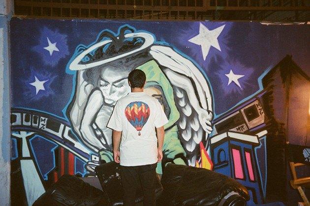 Хип-хоп-группировка Odd Future выпустила весенний лукбук своей коллекции одежды. Изображение № 4.