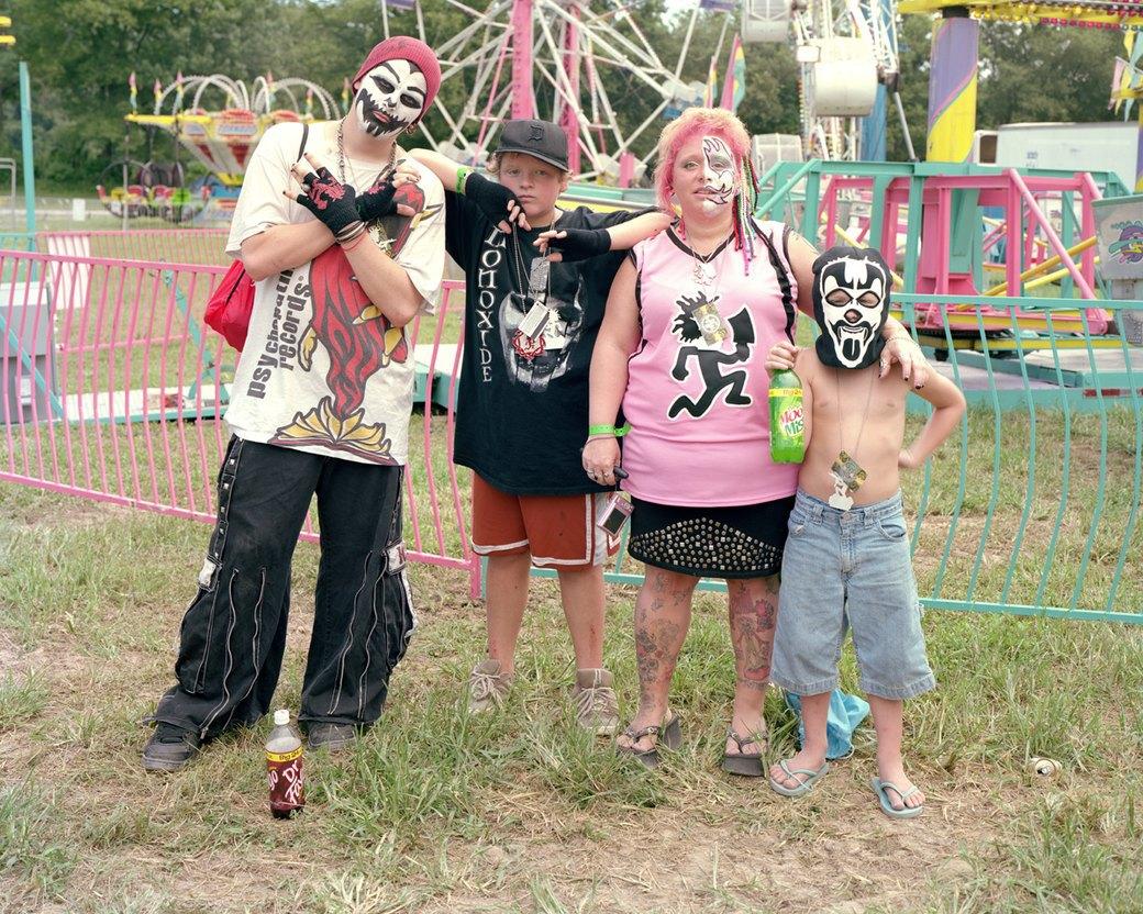 Клоуны на выезде: Фоторепортаж с ежегодного фестиваля джаггало в Иллинойсе. Изображение № 11.