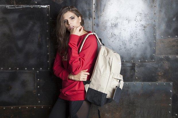 Российская модель Даша Малыгина снялась для нового лукбука марки Ziq & Yoni. Изображение № 2.