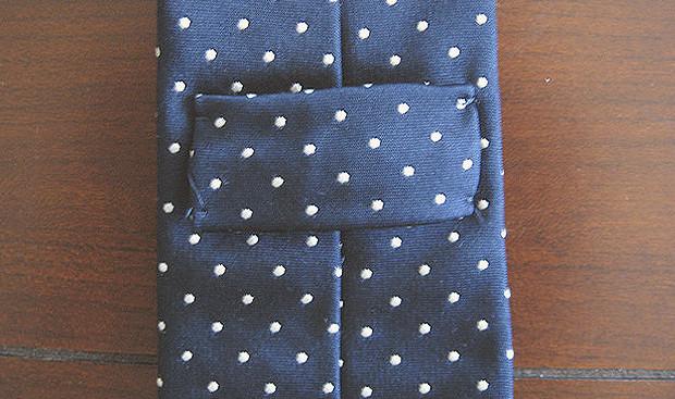 Гид по галстукам: История, строение, виды узлов и рисунков. Изображение № 6.