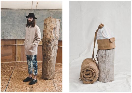 Французская марка Hixsept выпустила лукбук весенней коллекции одежды. Изображение № 7.