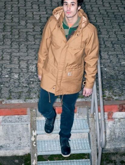 Американская марка Carhartt выпустила осеннюю коллекцию одежды. Изображение № 6.