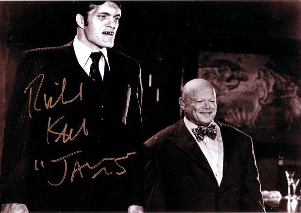Умер актёр Ричард Кил, сыгравший Челюсти в «Джеймсе Бонде». Изображение № 3.