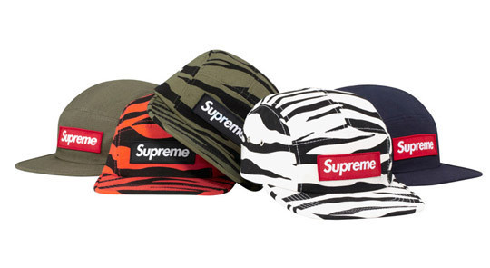 Уличная одежда Supreme: весенне-летний лукбук, кепки, рюкзаки и аксессуары. Изображение № 23.
