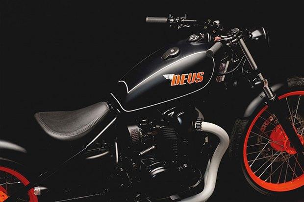 Мастерская Deus Ex Machina выпустила кастом на базе Kawasaki W650. Изображение № 5.