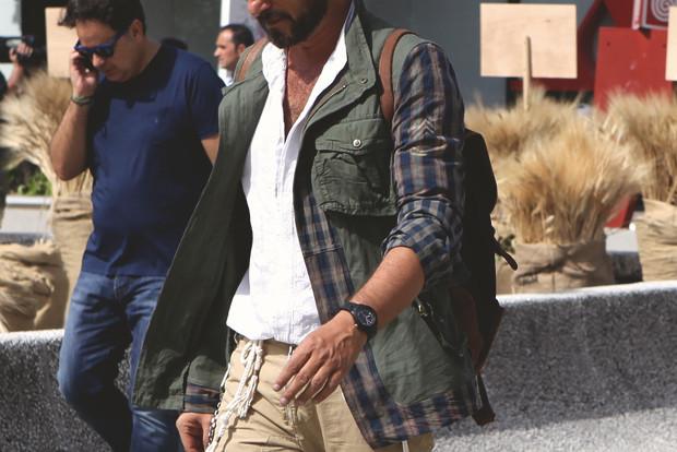 Детали: Репортаж с выставки мужской одежды Pitti Uomo. День второй. Изображение № 7.