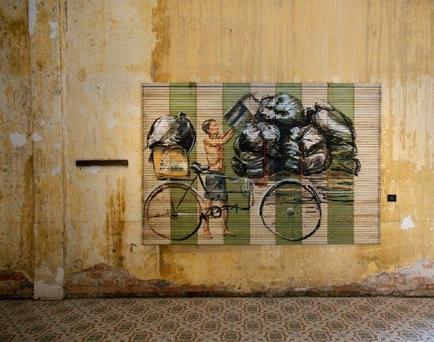 Граффити-художник из Литвы выпустил фильм об уличном искусстве в Малайзии. Изображение № 4.