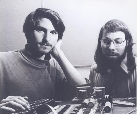 Стив Джобс и Стив Возняк. Изображение № 6.