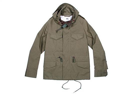 Изображение 7. Мужская куртка от Джунии Ватанабе.. Изображение № 1.