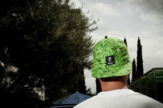 Новая коллекция кепок Skulls. Изображение № 8.