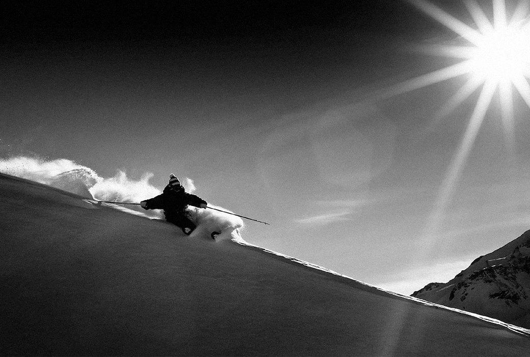 Гид по фрирайду, самому экстремальному виду сноубординга. Изображение № 2.