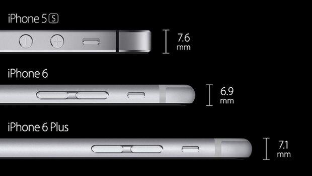 Apple презентовала два iPhone и часы Watch. Изображение № 4.