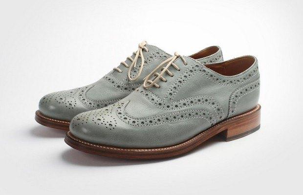 Марка Grenson выпустила весеннюю коллекцию обуви. Изображение № 16.
