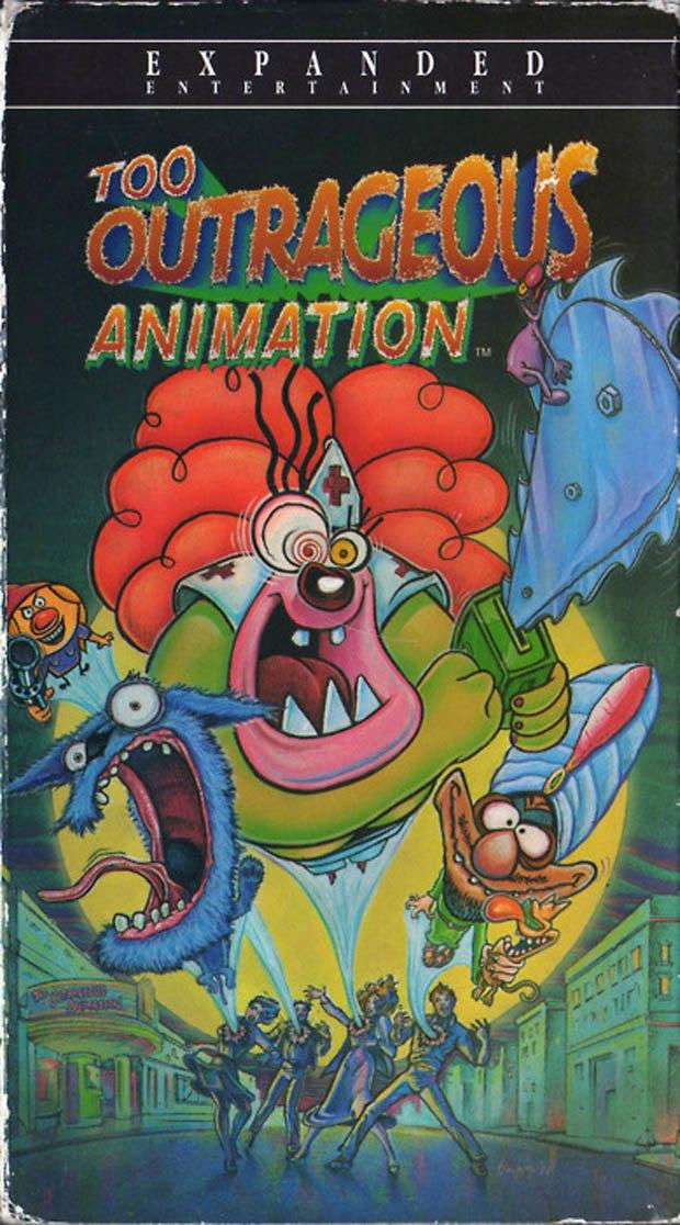 VHS Cover Junkie: Tumblr-блог коллекционера обложек видеокассет . Изображение № 20.