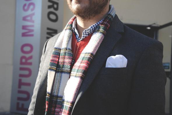 Детали: Репортаж с выставки мужской одежды Pitti Uomo. День второй. Изображение № 15.