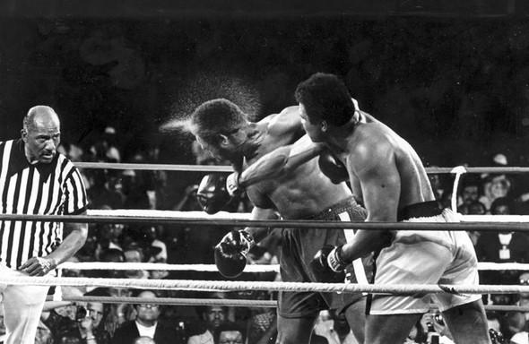 Бой: «Грохот в Джунглях» — Мохаммед Али против Джорджа Формана. Изображение №1.